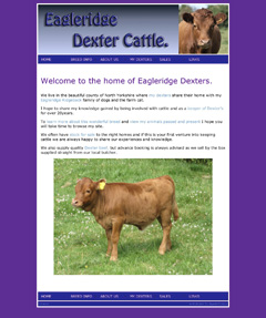 Eagleridge Dexter Cattle