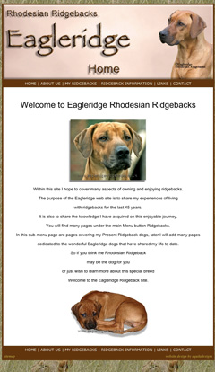 Eagleridge Ridgebacks